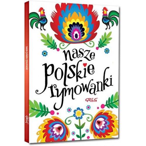 Książka Nasze Polskie rymowanki