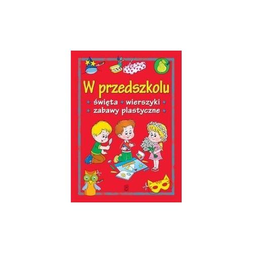 Książka W przedszkolu